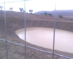 Realizzazione di lago - Impresa Edile Gabellieri