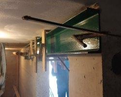 Cerchiatura in acciaio - Impresa Edile Gabellieri