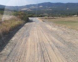 Manutenzione strade bianche - Impresa Edile Gabellieri