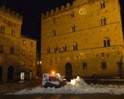 Sgombro neve -  Impresa Edile Gabellieri