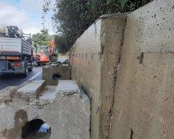 Rimozione muro - Impresa Edile Gabellieri